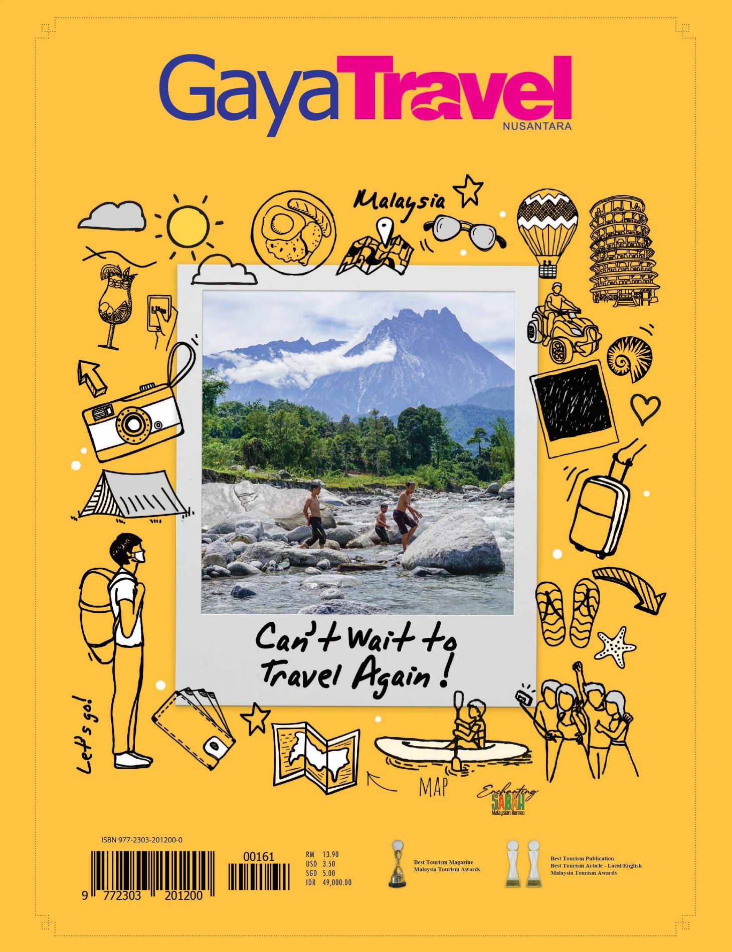 Gaya Travel Magazine Issue 16.1