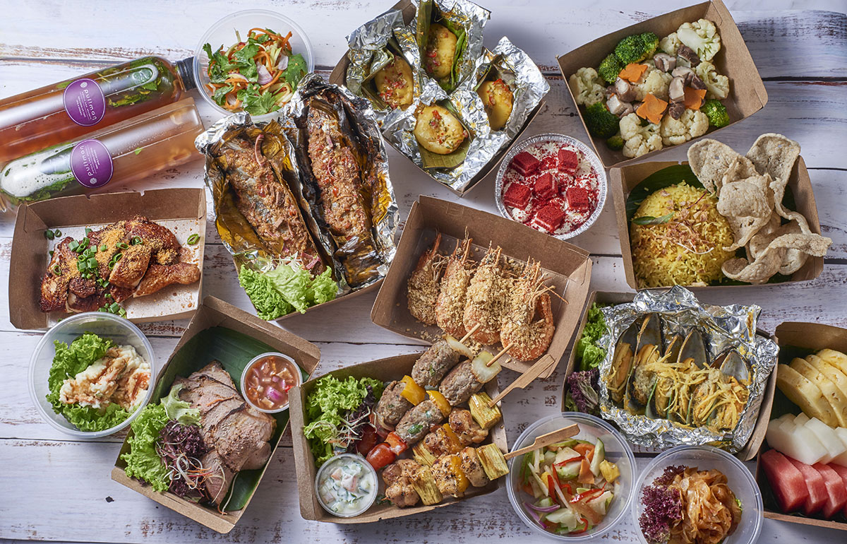 Food Takeaways and Delivery by Pullman Kuala Lumpur City Centre Hotel Residences (Pullman KLCC)