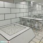 2D Bubble Tea Cafe