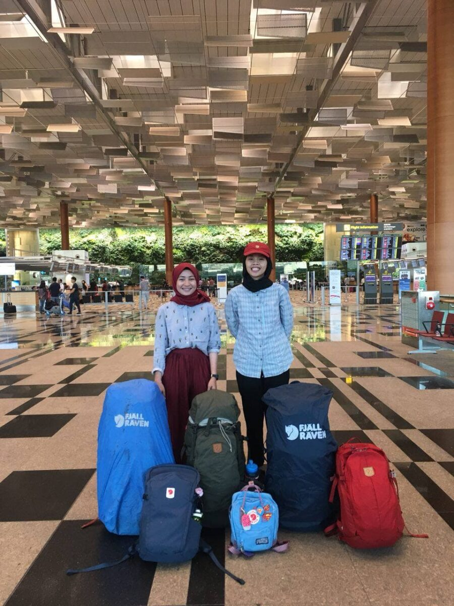 Malaysians tend to overpack when travelling
